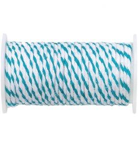 Baker's Twine con alambre para Happy Jig Blue