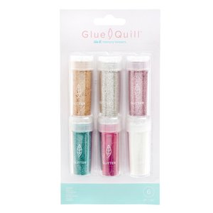 Purpurina Glue Quill Metallic