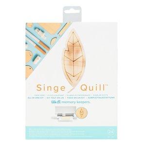 Singe Quill Starter Kit de iniciación pirograbado