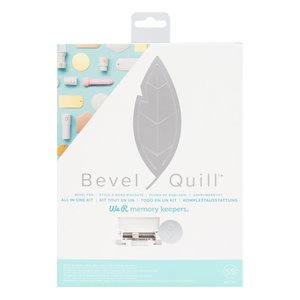 Bevel Quill Starter Kit de iniciación Grabado en metal