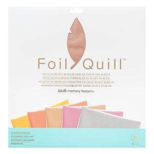 """Pad de foil 12x12"""" para Foil Quill Starling"""