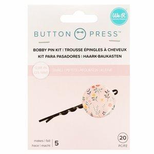 We R Button Press horquillas tamaño pequeño 25 mm