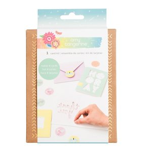Kit para tarjetas Sunshine and good times