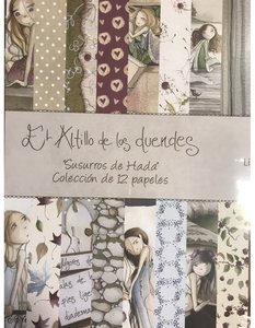 Colección El Altillo de los Duendes Susurros de Hada