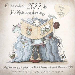 Calendario de pared 2022 de El Altillo de los Duendes