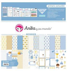 Maletín Primera Comunión Niño Ed. 2018-19