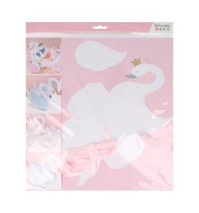 Kit para hacer cajitas Lovely Swan