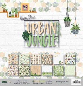 "Kit 12""x12"" Urban Jungle Quim Díaz"