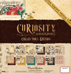 """Kit 12""""x12"""" Curiosity Edición Coleccionista Vintage Odyssey"""