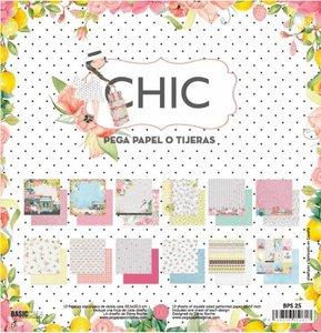 """CHIC de Elena Roche Stack 12""""x12"""""""