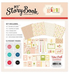 Pocket Pages Kit It´s a Girl