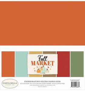 Kit Solids Carta Bella Fall Market