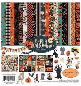 Kit Carta Bella Happy Halloween