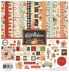 Kit Carta Bella Hello Autumn