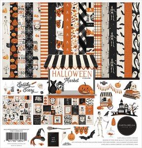 Kit Carta Bella Halloween Market