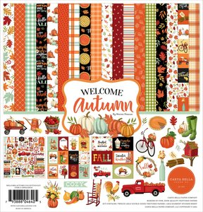Kit Carta Bella Welcome Autumn
