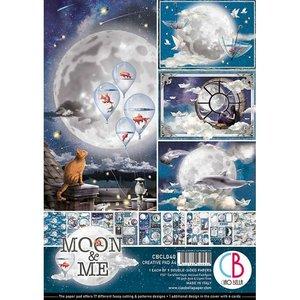 Creative Pad A4 Ciao Bella Moon & Me