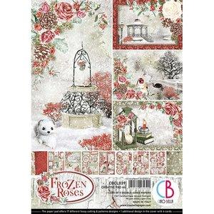 Creative Pad A4 Ciao Bella Frozen Roses