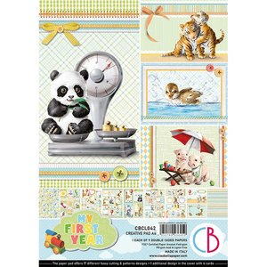 Creative Pad A4 Ciao Bella My First Year
