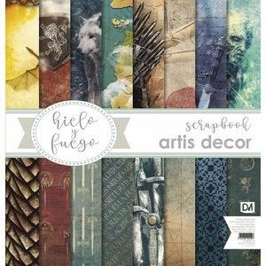 Kit Artis Decor colección Hielo y Fuego