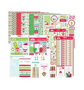 Kit Value Here comes Santa Claus Doodlebug