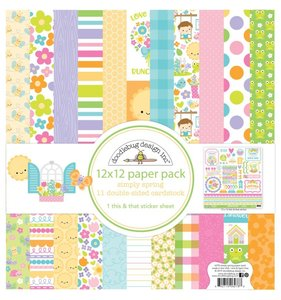 Kit Doodlebug Simply Spring