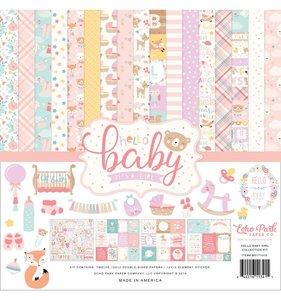 Kit Hello Baby Girl