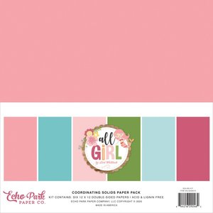 Kit All Girl Solids