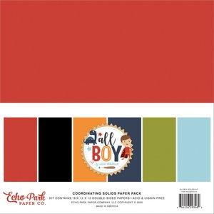 Kit All Boy Solids