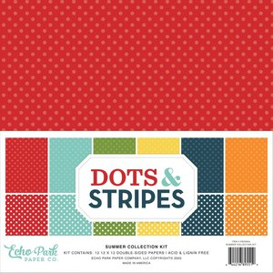 Kit Dots and Stripes Summer