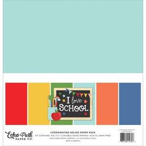 Kit Echo Park I Love School Solids