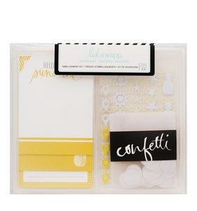 Kit de adornos Yellow