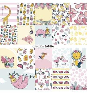 Kit Samba Iriri Estudio