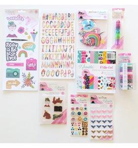 Kit Glitter Girl Mini
