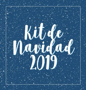 Kit Navidad exclusivo 2019 con Álbum