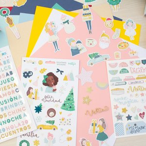 Kit de Navidad EXCLUSIVO Kimidori 2020