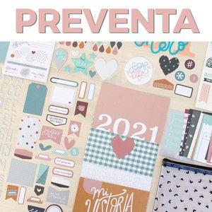 PREVENTA Kit de Enero Scrap Your Life