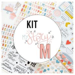 Kit My Story tamaño M