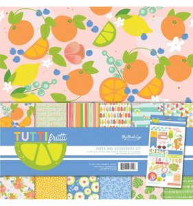 Kit My Mind's Eye Tutti Frutti