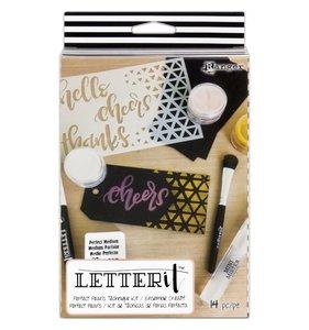 Kit Perfect Pearl Ranger Letter It