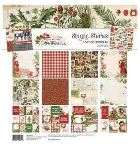 Kit Simple Vintage Christmas