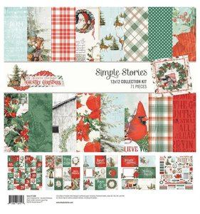 Kit Simple Vintage Country Christmas