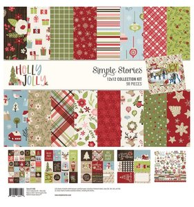 Kit Simple Stories Holly Jolly
