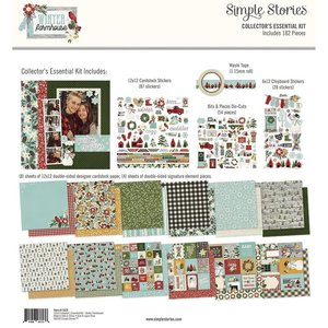 Kit Colección Winter Farmhouse