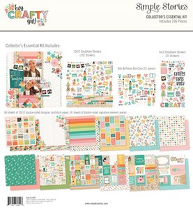 Kit Collectors Essential Hey Crafty Girl