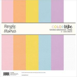 Kit de papeles Color Vibe Spring