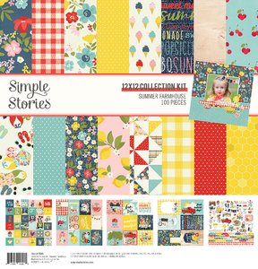 Kit Simple Stories Summer Farmhouse
