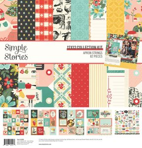 Kit Simple Stories Apron Strings