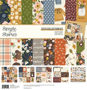 Kit Simple Stories Cozy Days