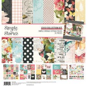 Kit Simple Stories SV Cottage Fields